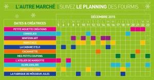 Mam Z'aile L'Autre Marché nantes 2015 Marché de Noël
