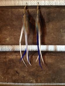 boucles-doreilles-ethnique-tribal-plume-feathers-noel